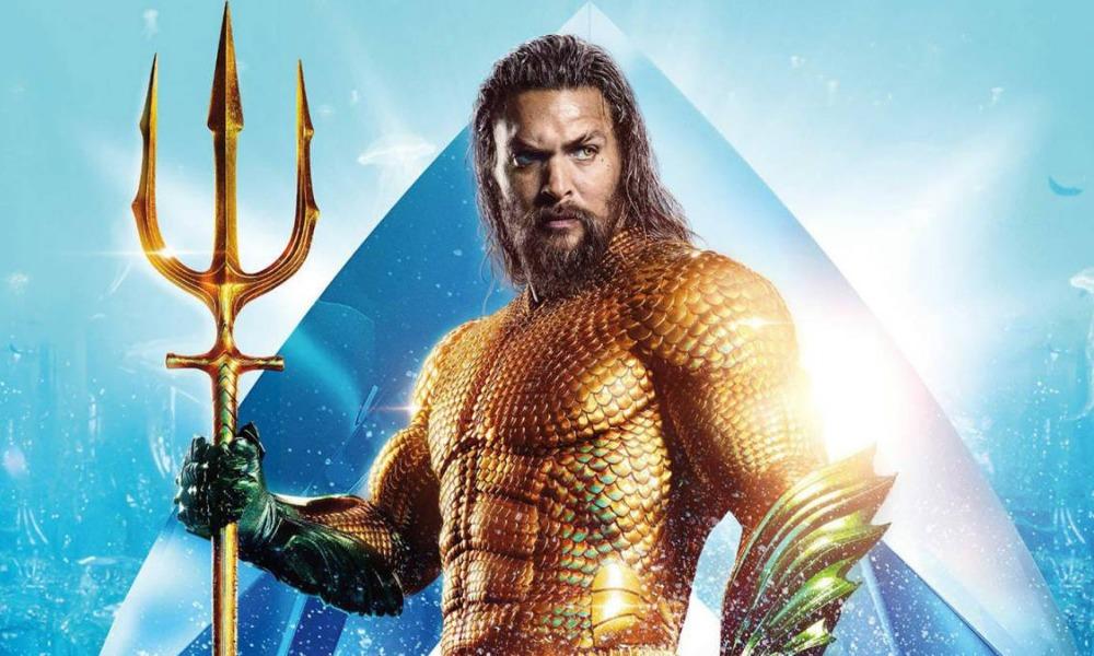 Jason Momoa participó en el guion de Aquaman 2
