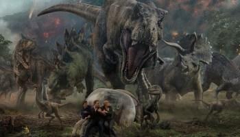 Música de Jurassic World: Dominion