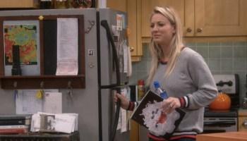 Kaley Cuoco sobre la posible reunión de The Big Bang Theory