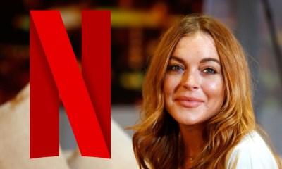Lindsay Lohan protagonizará una película de Netflix
