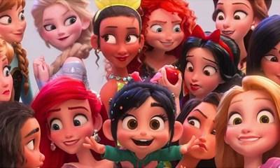 Nueva campaña de las princesas Disney