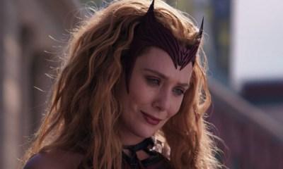 Scarlet Witch en Captain America 4