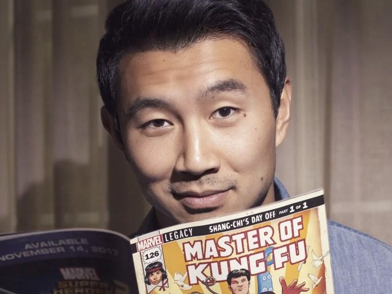 Simu Liu planea la serie de Sunfire