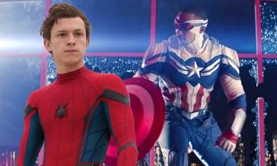 Spider-Man en Captain America 4