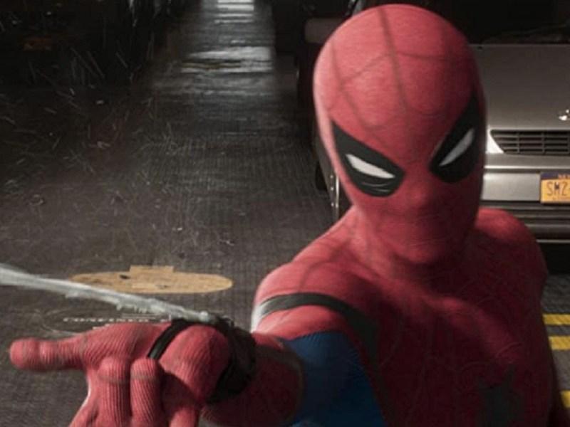 Cameo de Tom Holland en Fantastic Four