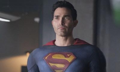 Historia de Clark es más oscura en Superman and Lois