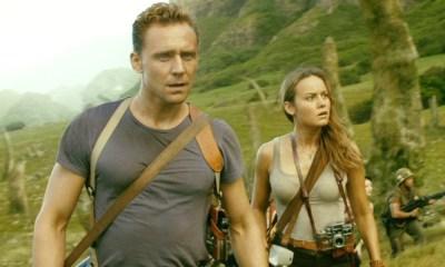 Tom Hiddleston y Brie Larson podrían regresar al MonsterVerse
