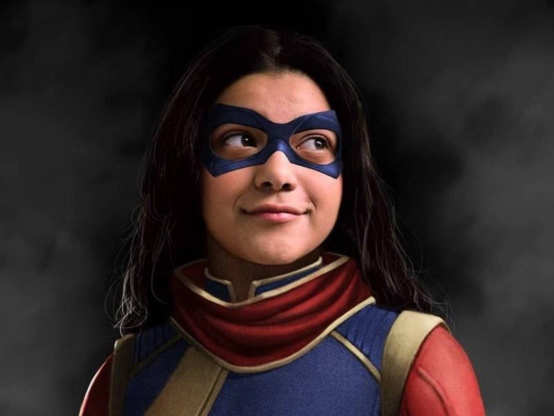 traje de Ms Marvel