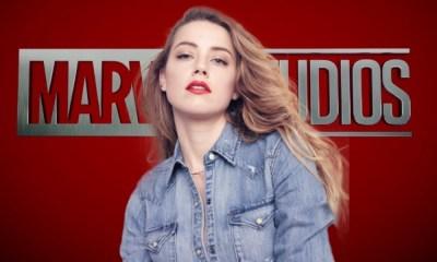 Amber Heard podría unirse al MCU