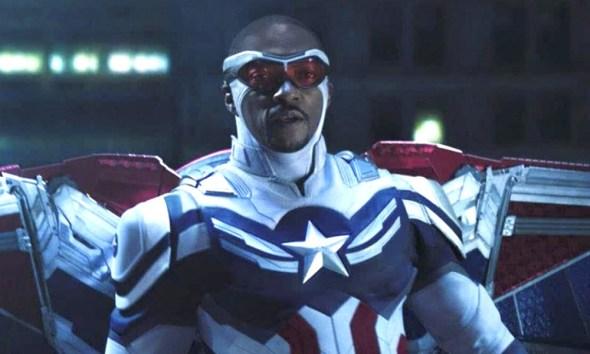 Anthony Mackie respondió cuando tiempo será Captain America