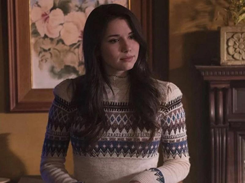 Grace Fulton será Mary Marvel