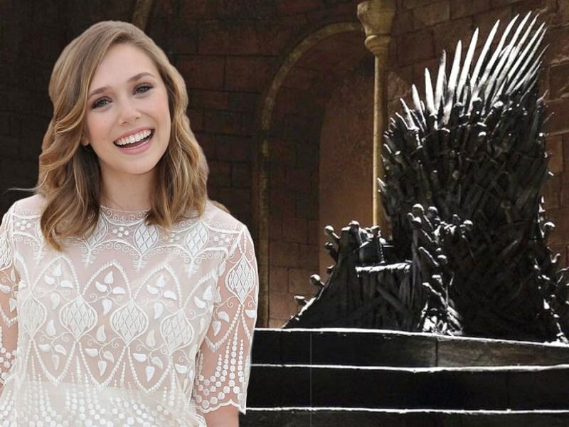 Elizabeth Olsen en Game of Thrones