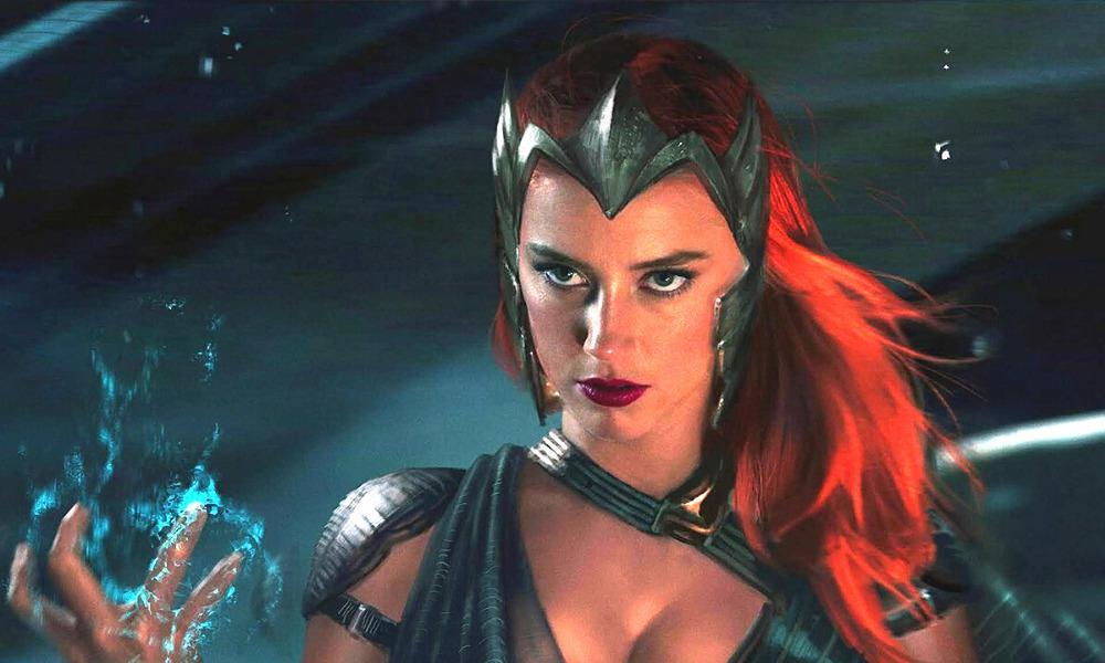entrenamiento de Amber Heard para Aquaman 2