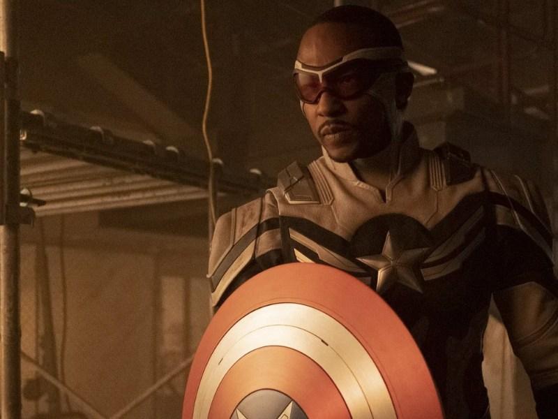 Próxima aparición del nuevo Capitán América en Marvel