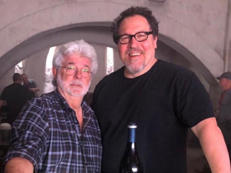George Lucas regresaría a Star Wars