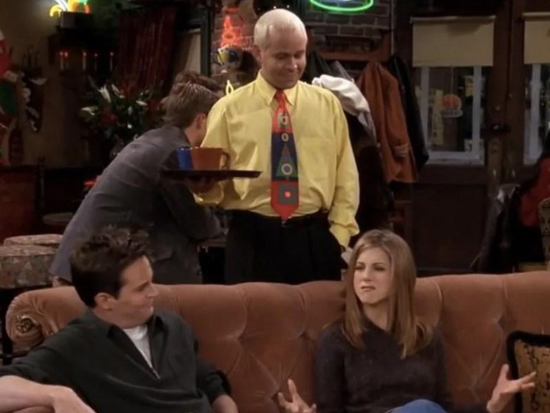 Actor de Friends padece de cáncer de próstata