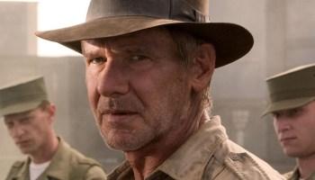 Harrison Ford se lesionó