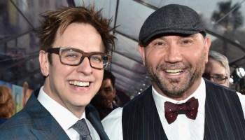 James Gunn opina de la renuncia de Dave Bautista como Drax