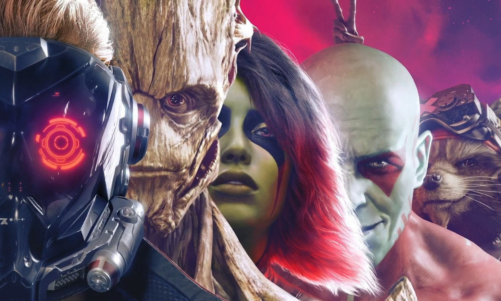 James Gunn reacciona al videojuego de 'Guardians of the Galaxy'