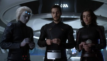 Miembros de Legion of Superheroes del Arrowverse