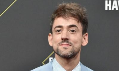 Luis Gerardo Méndez se unió a Paramount+