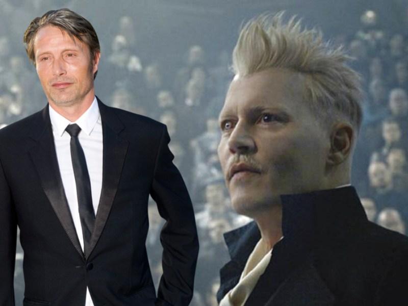 Mads Mikkelsen quería hablar con Johnny Depp