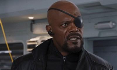 Nick Fury aparecería en The Marvels