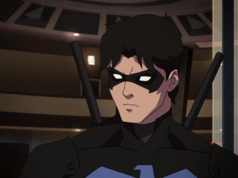 Película de Nightwing sigue en desarrollo