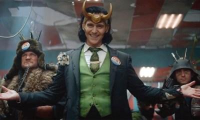 por qué Loki usa cuernos