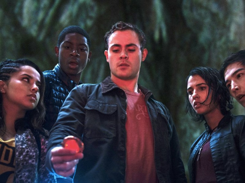 Posible fecha de estreno del reboot de Power Rangers
