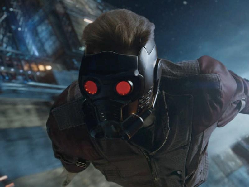 Canción prohibida en Guardians of the Galaxy