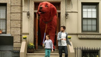 trailer de 'Clifford the Big Red Dog'