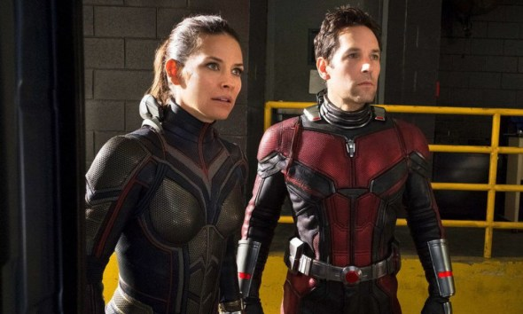 ya se está grabando Ant-Man and The Wasp Quantumania