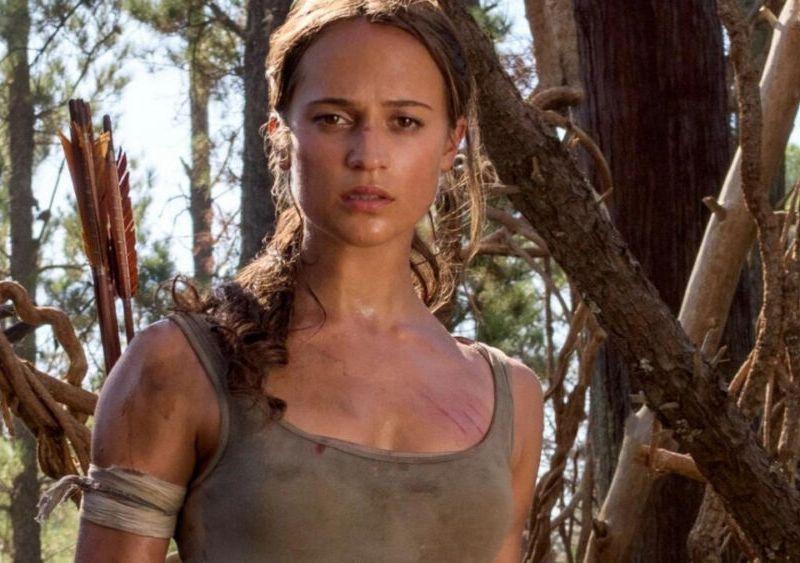 Alicia Vikander habló del desarrollo de 'Tomb Raider 2'