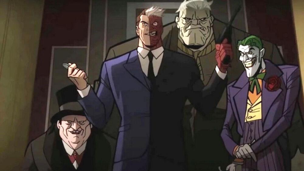 La identidad del asesino es revelada en 'Batman: The Long Halloween Part  Two'