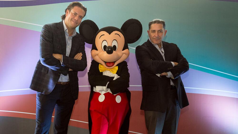 Disney Store llega a México