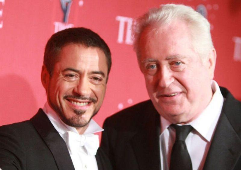 falleció Robert Downey Sr