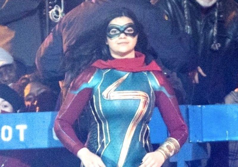 fans piden la fecha de estreno de Ms Marvel