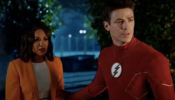 Final de la séptima temporada de Flash