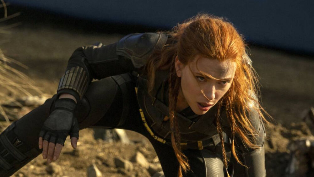 ¿No más estrenos simultáneos? Cines culpan a Disney+ por el fracaso de 'Black Widow'