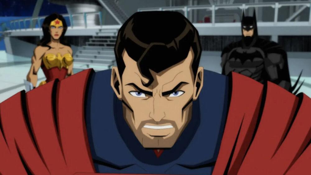 ¡Con la primera imagen! Revelan al elenco de la película animada de 'Injustice'