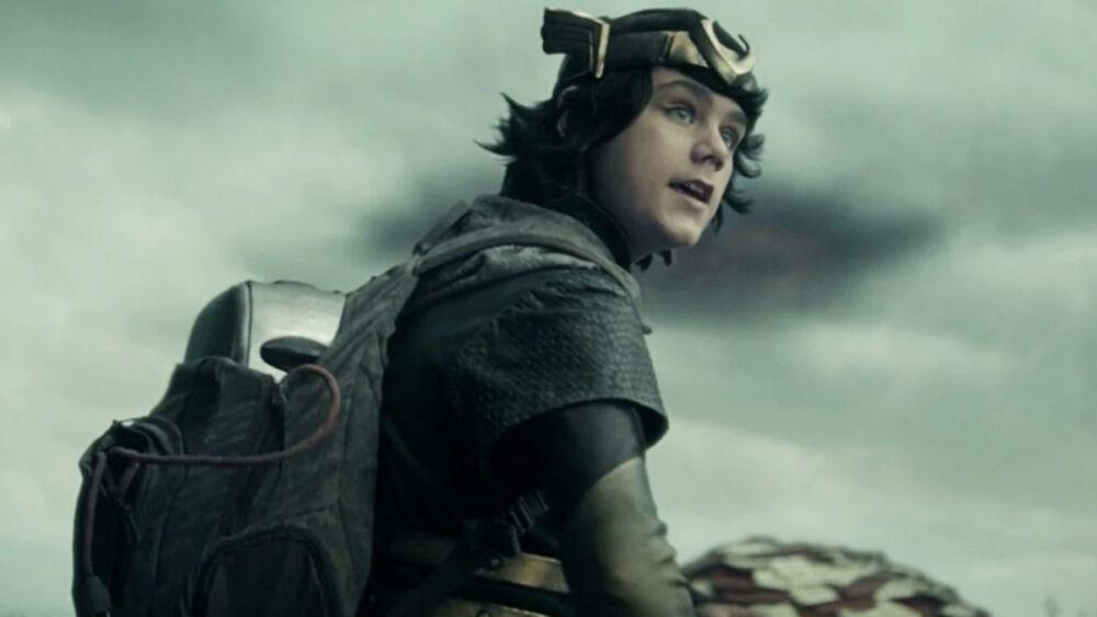 Actor de Kid Loki le gustaría formar parte de otro equipo de Marvel