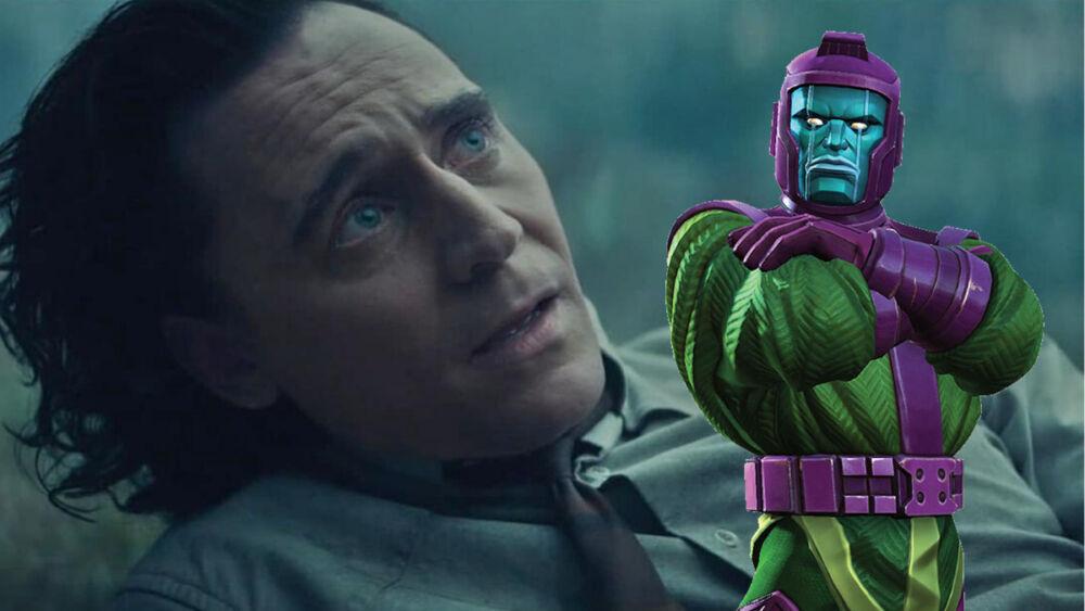 llegada de Kang a Loki