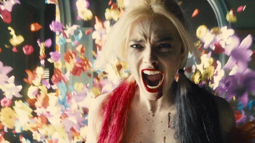 ¿Película en solitario? Margot Robbie quiere que Harley Quinn tenga una relación con Poison Ivy
