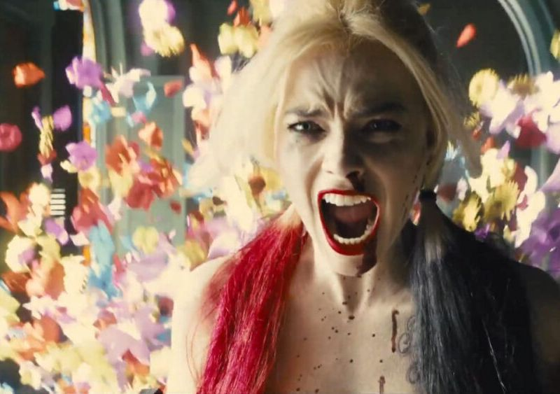 Margot Robbie quiere que Harley Quinn tenga una relación con Poison Ivy