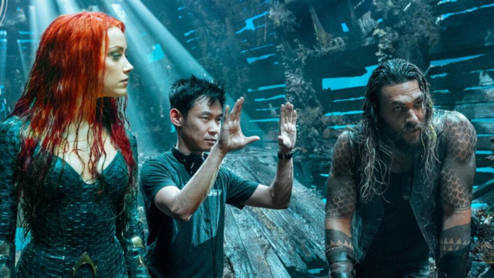 ¿Su despedida del DCEU? James Wan responde por qué regresó a dirigir 'Aquaman 2'
