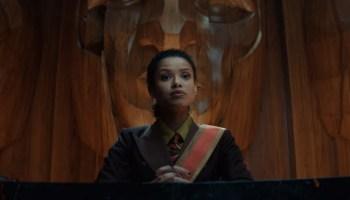 Miss Minutes sería la villana de Loki