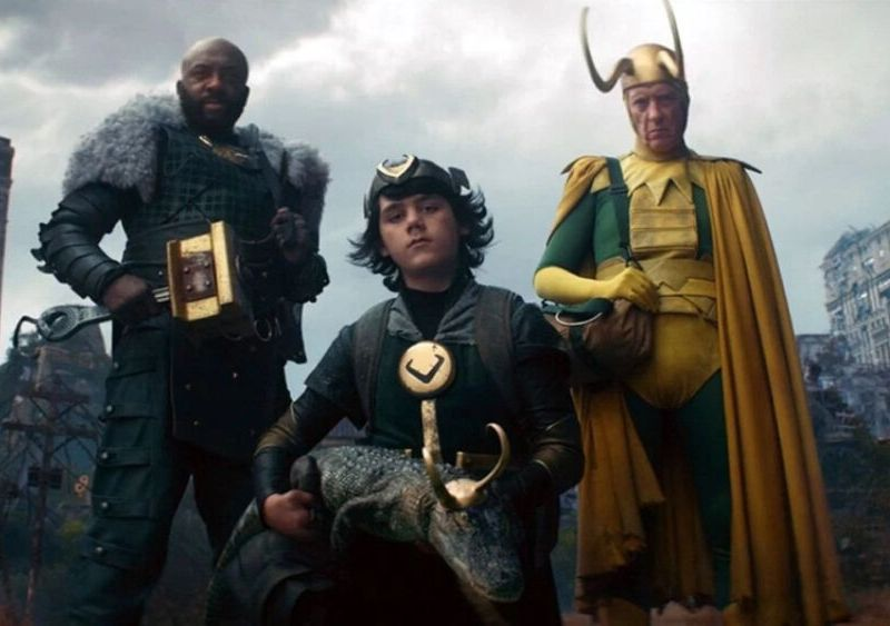 spin-off de Alligator Loki y Classic Loki