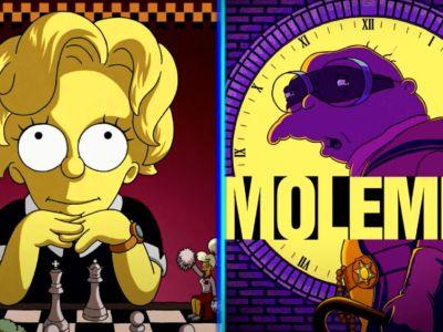 temporada 33 de Los Simpson