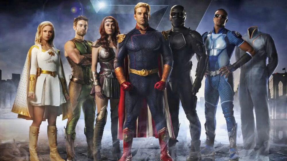 Tercera temporada de 'The Boys' presentará a un nuevo equipo de héroes